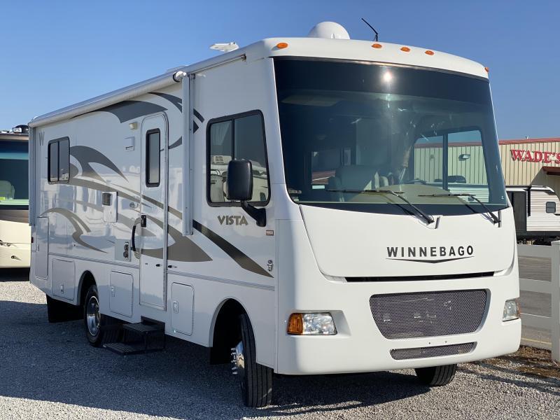 2013 Winnebago Vista 26HE Class A RV
