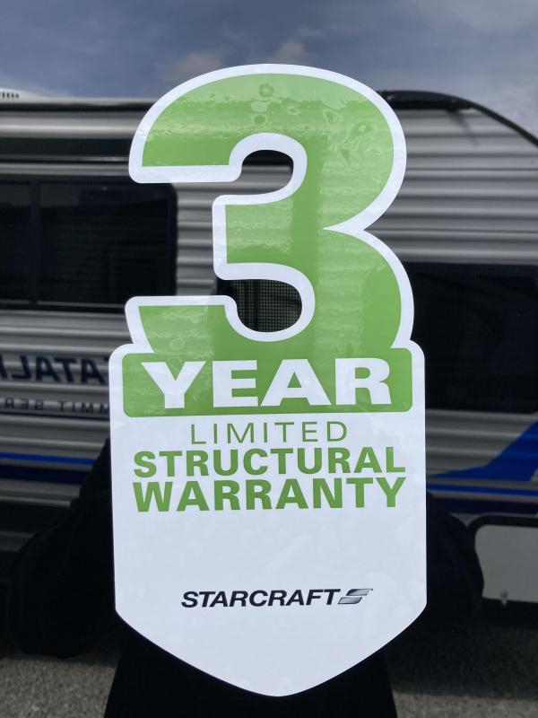 2021 Starcraft Autumn Ridge 26BH Travel Trailer RV