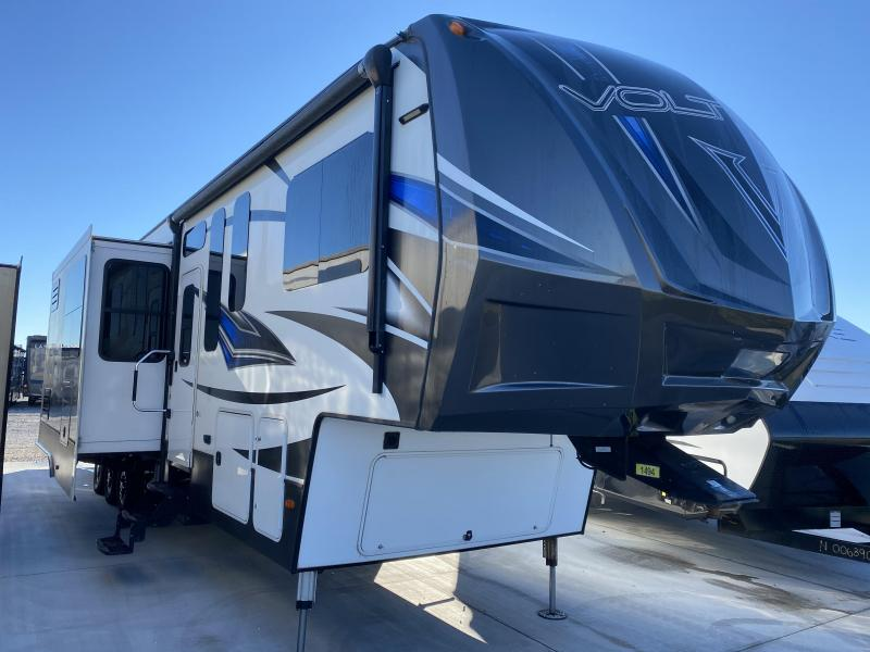 2016 Keystone RV Voltage 4105 Toy Hauler RV