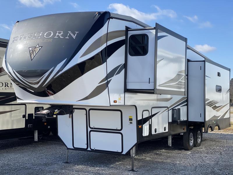 2021 Heartland RV Bighorn 32RS Fifth Wheel Campers RV