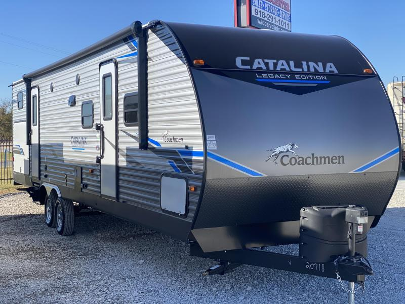 2021 Forest River Catalina 323BHDS Travel Trailer RV