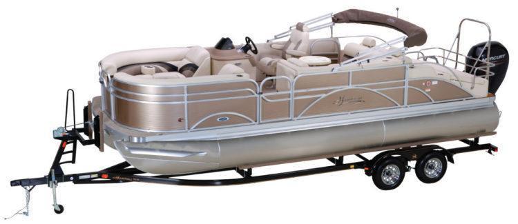 2021 Playcraft Hampton 2285 Pontoon Boat