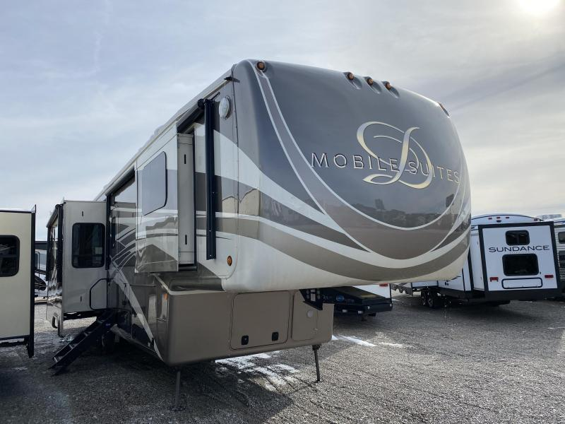 2019 DRV Mobile Suites 40KSSB4 Fifth Wheel Campers RV