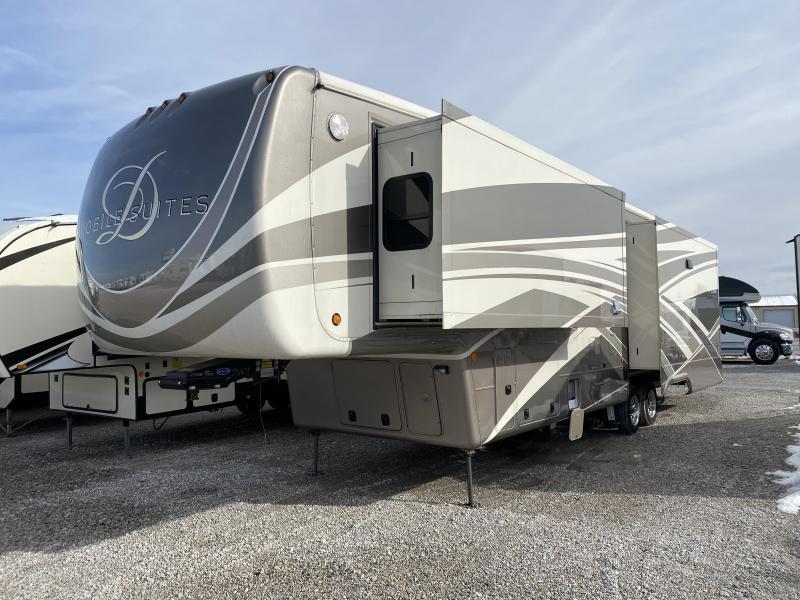 2019 DRV Mobile Suites 40KSSB4 Fifth Wheel Campers RV