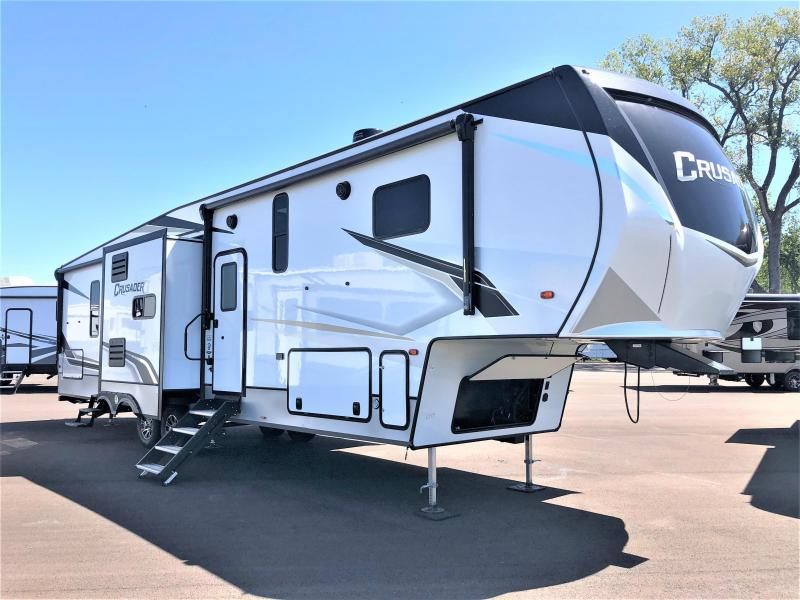 2022 Forest River, Inc. Crusader 395BHL Fifth Wheel Campers RV