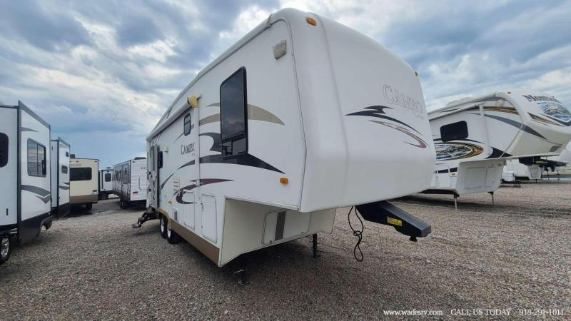 2007 CARRIAGE CAMEO 30RLS