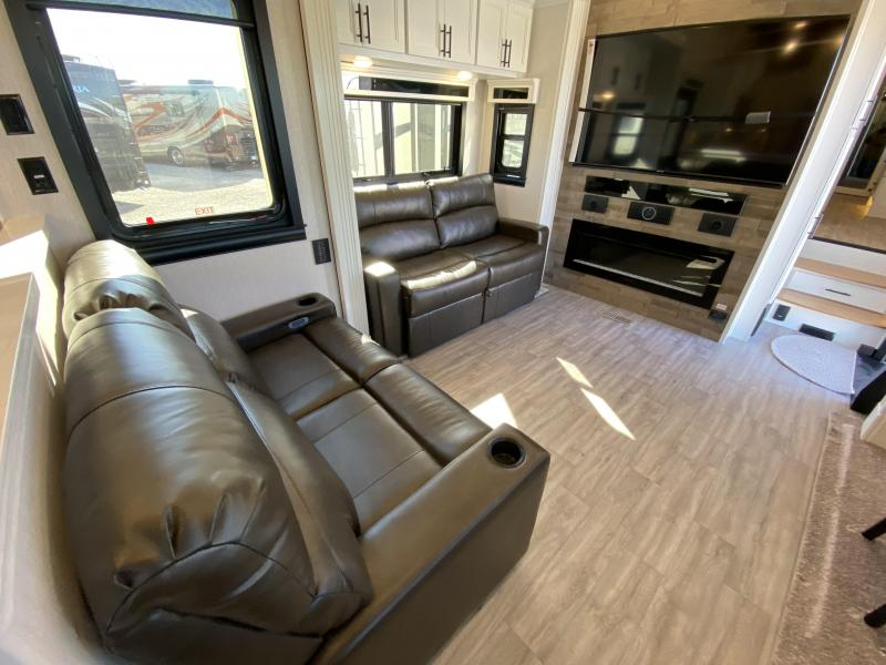 2021 Forest River Riverstone 3850RK Fifth Wheel Campers RV