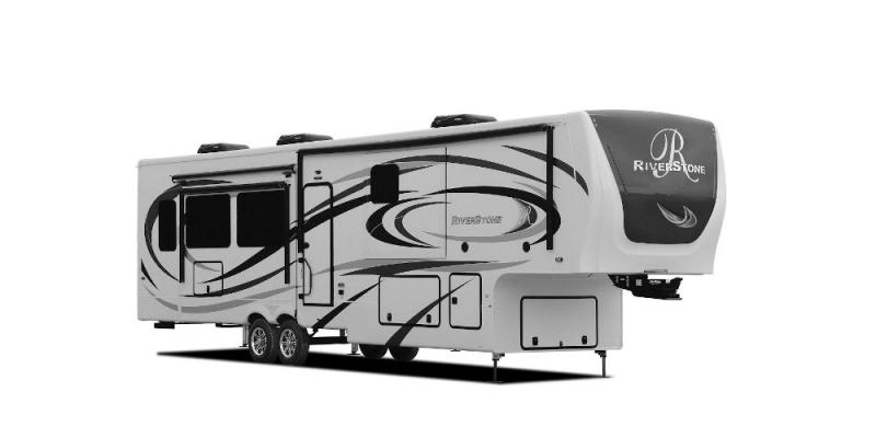 2021 Forest River Riverstone 39RKFB Fifth Wheel Campers RV