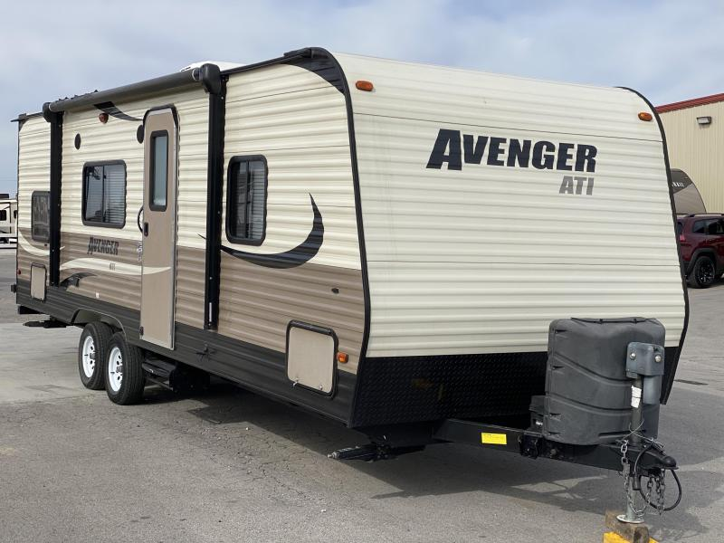 2016 Forest River Avenger ATI 26BB Travel Trailer RV