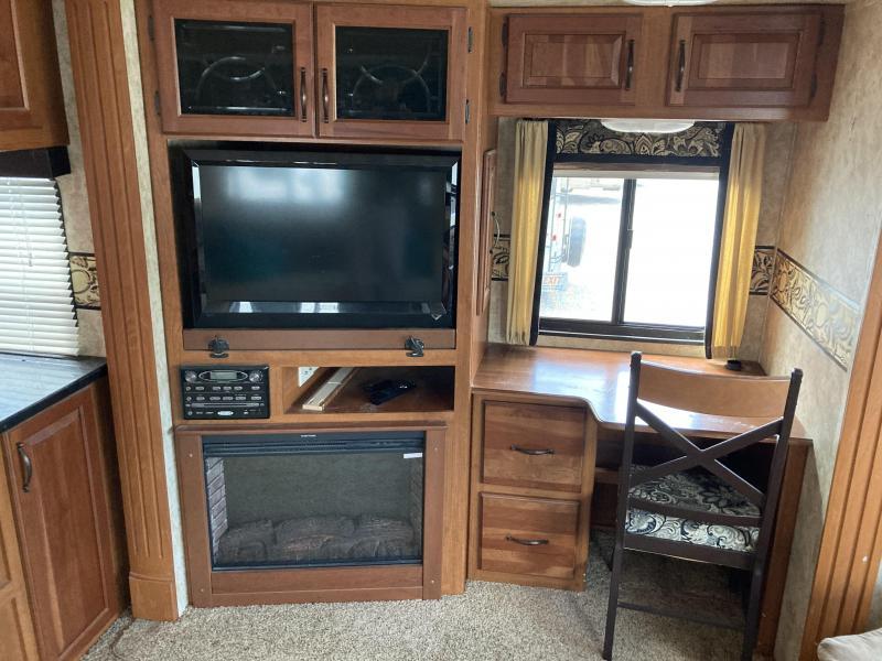 2011 Keystone RV High Country 323RL Fifth Wheel Campers RV