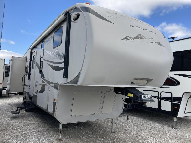 2011 Keystone RV High Country 323RL Fifth Wheel Campers RV