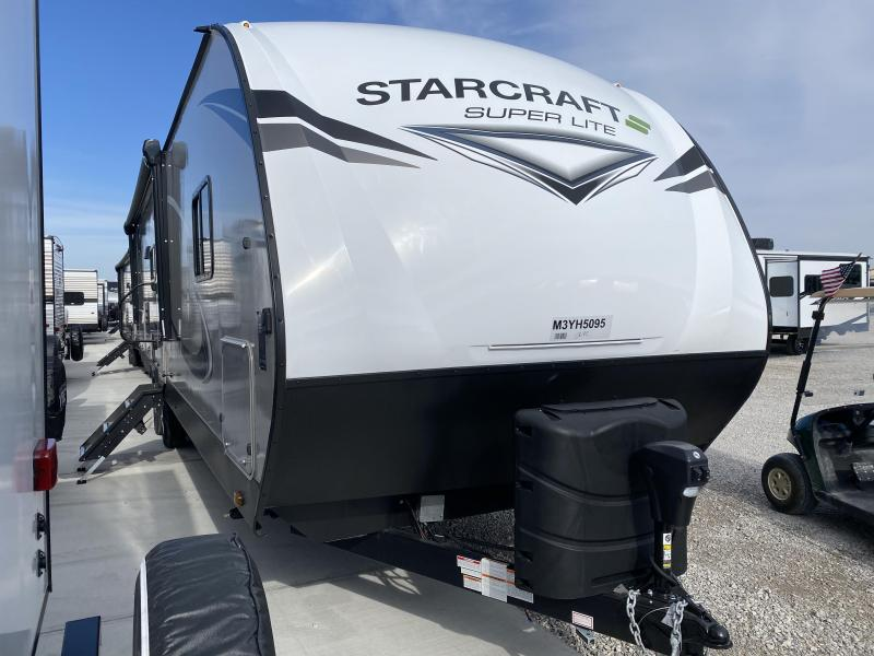 2021 Starcraft Superlite 291QB Travel Trailer RV