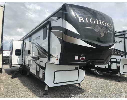 2019 Heartland Bighorn Traveler 38BH Fifth Wheel