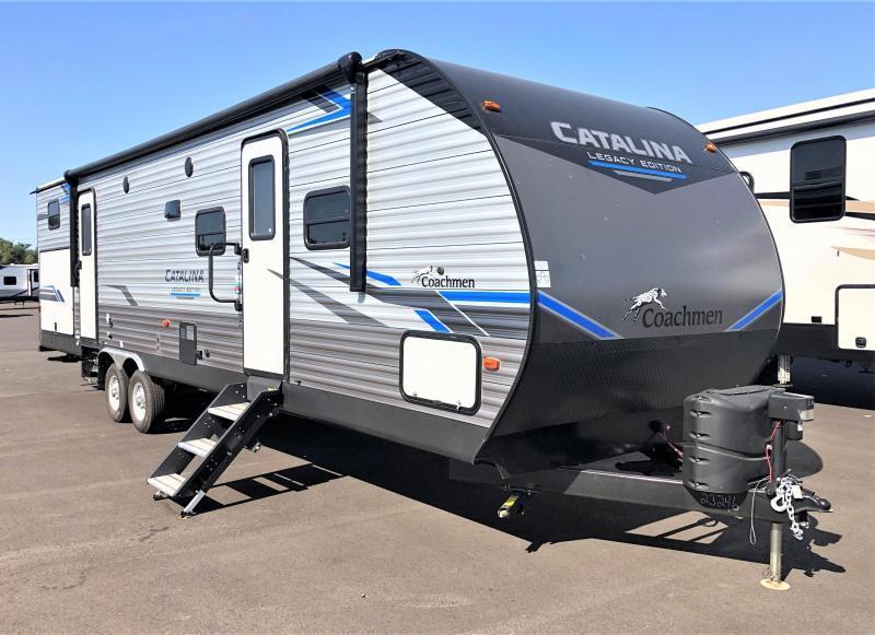 2021 Forest River, Inc. Catalina 323BHDS Travel Trailer RV