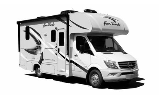 2018 THOR FOUR WINDS 24FS