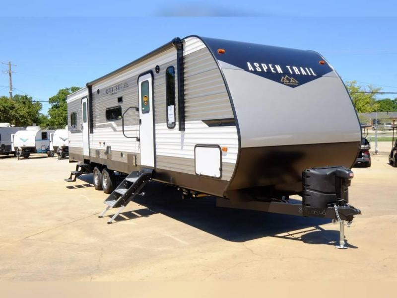 2021 Dutchmen Aspen Trail 3250THS Toy Hauler RV