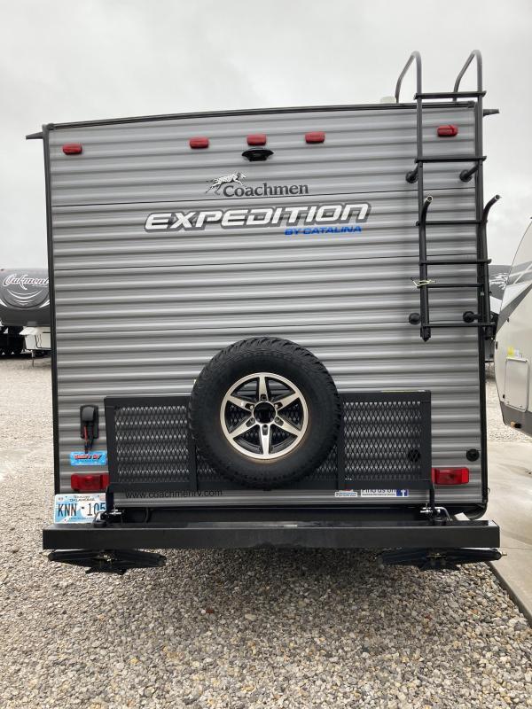 2021 Coachmen Catalina Expedition 192RB Travel Trailer RV