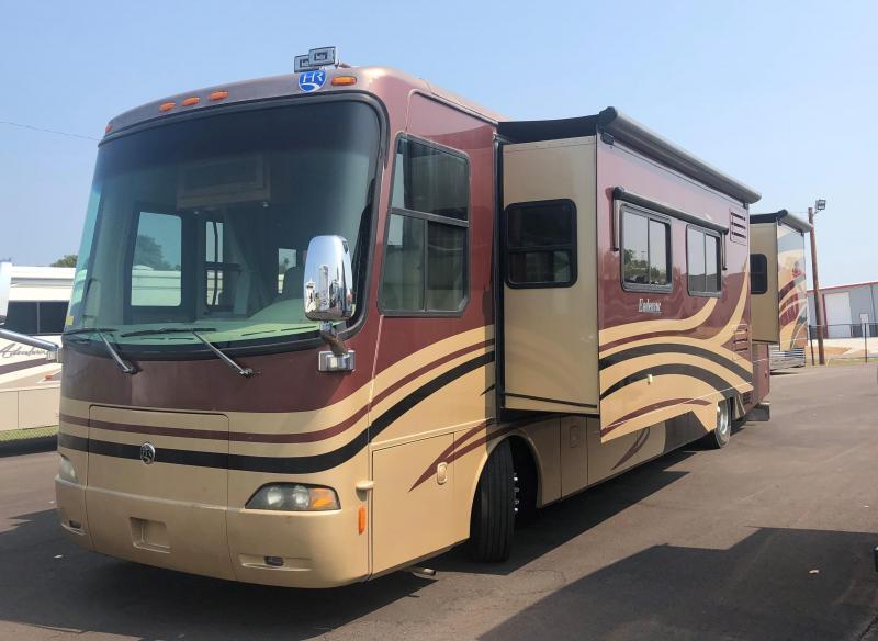 2007 Holiday Rambler Endeavor 40PDQ Class A RV