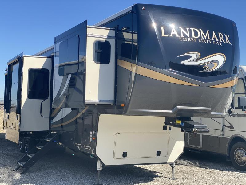 2019 Heartland Landmark Lafayette Fifth Wheel Campers RV