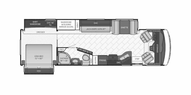 2020 NEWMAR BAY STAR 3401