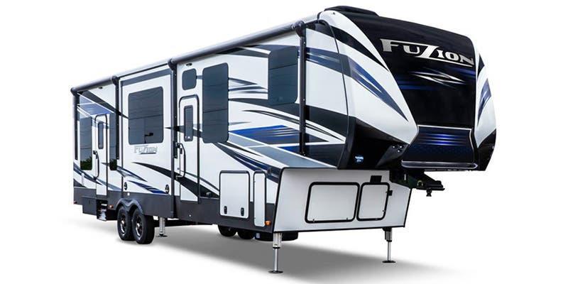 2019 Keystone RV Fuzion 424 Toy Hauler RV