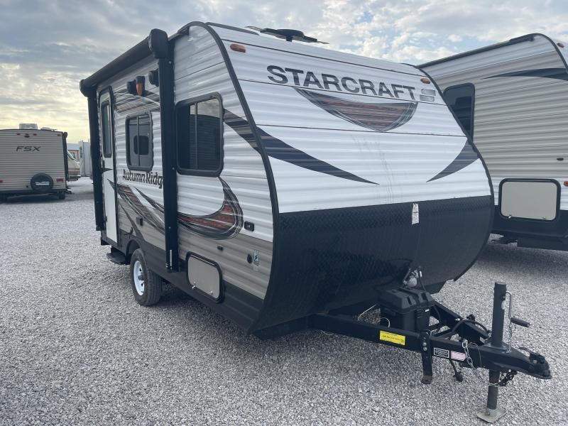 2018 Starcraft RV Autumn Ridge 14RB Travel Trailer RV