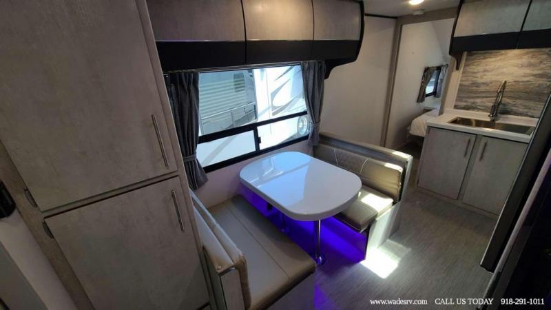2020 Travel Lite Evoke Full Body N Travel Trailer RV
