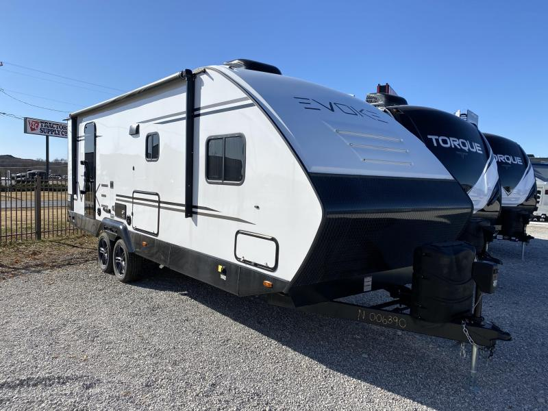 2020 Travel Lite Evoke Full Body N Travel Trailer RV