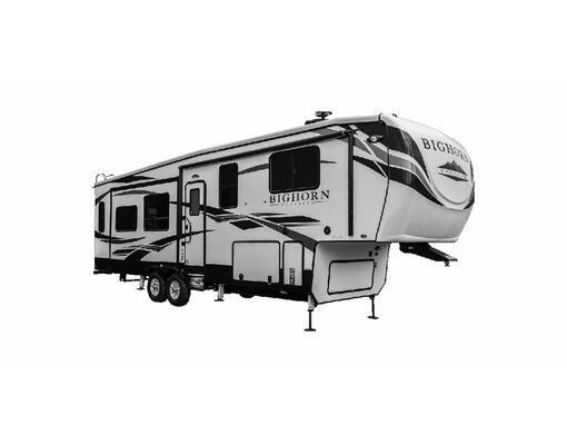 2021 Heartland Bighorn  38FL Fifth Wheel