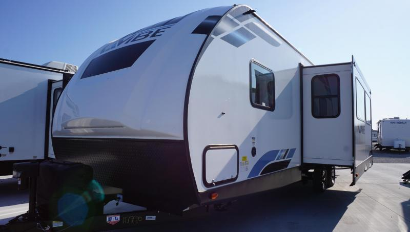 2021 Forest River Vibe 26BH Travel Trailer RV