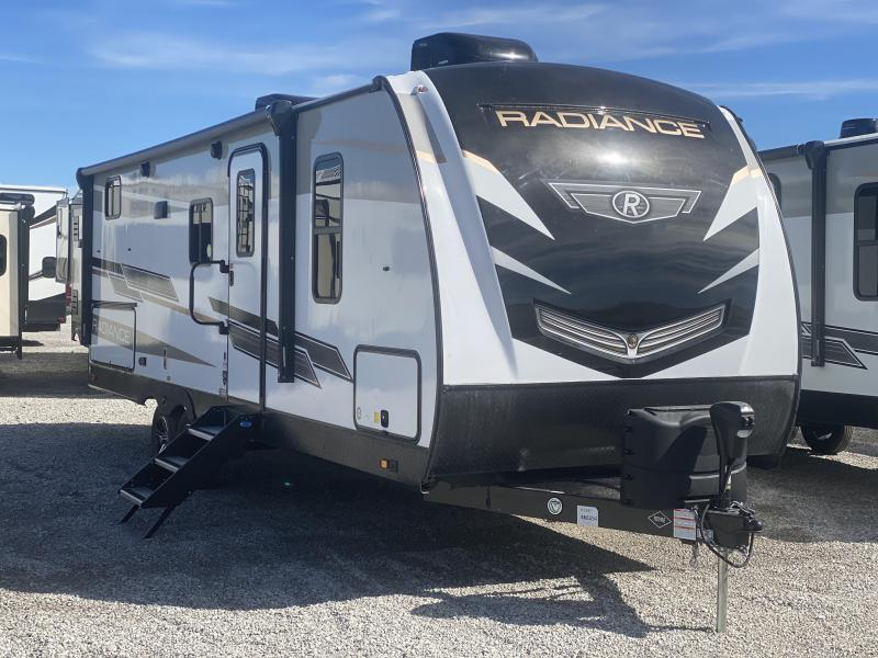2021 Heartland Radiance 25BH Travel Trailer RV