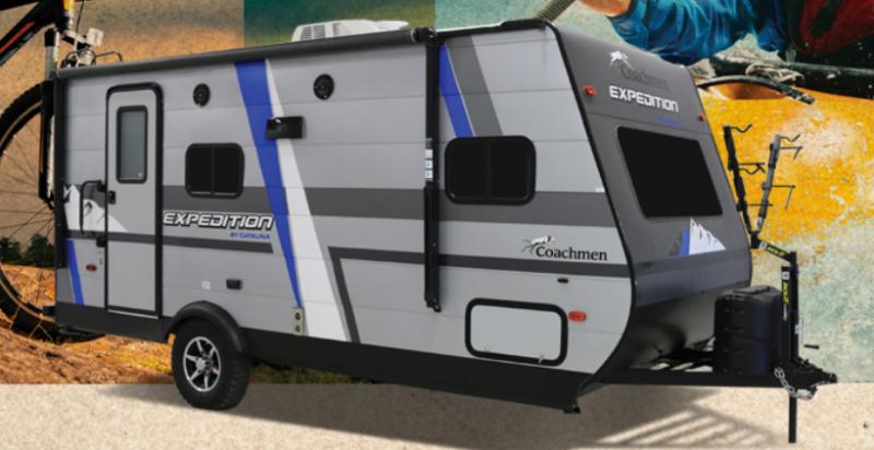 2020 Coachmen Catalina Expedition 192RB Travel Trailer RV