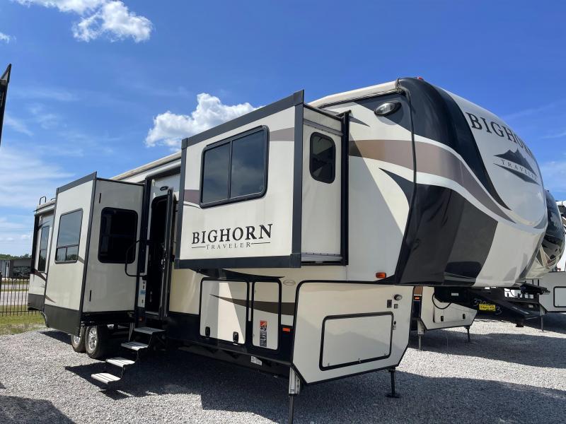 2018 Heartland Bighorn 39FL Fifth Wheel Campers RV