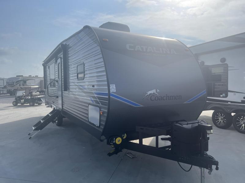 2022 Coachmen Catalina Trail Blazer 28THS Toy Hauler RV