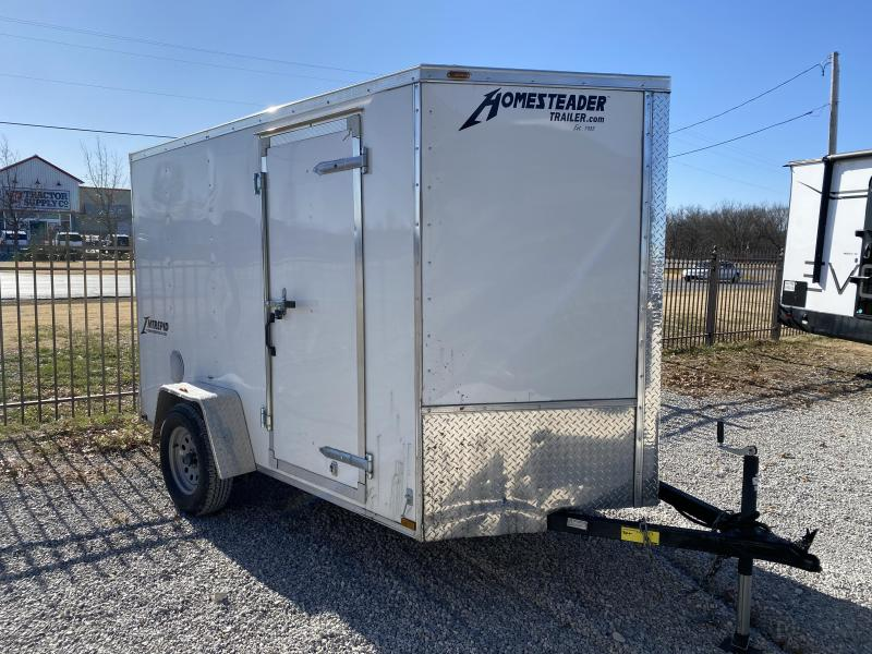 2019 Homesteader Trailers Homestead 15 Toy Hauler RV