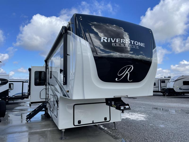 2022 Forest River, Inc. Riverstone Reserve Series 3410PMK Fifth Wheel Campers RV