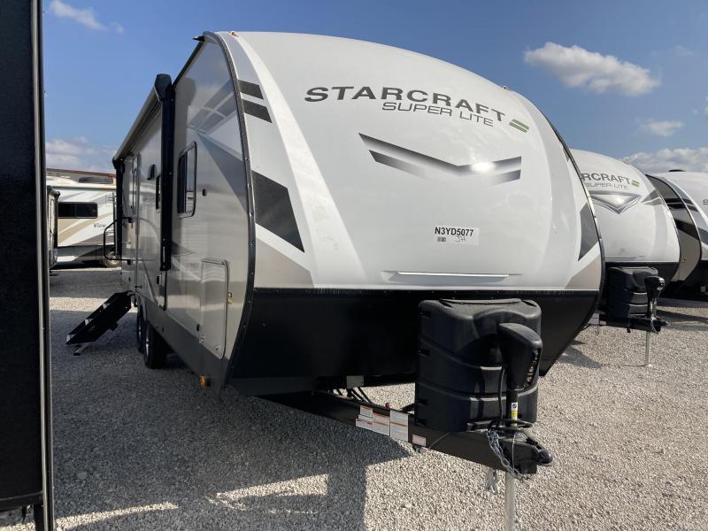 2022 Starcraft RV Superlite 241BH Travel Trailer RV