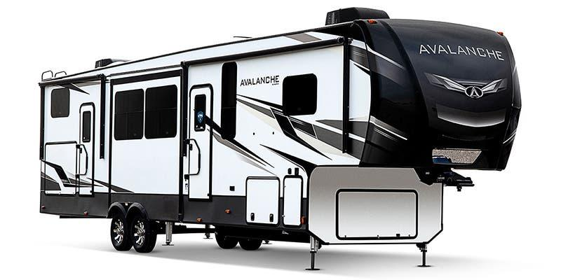 2018 Keystone RV Avalanche 320RS Fifth Wheel Campers RV