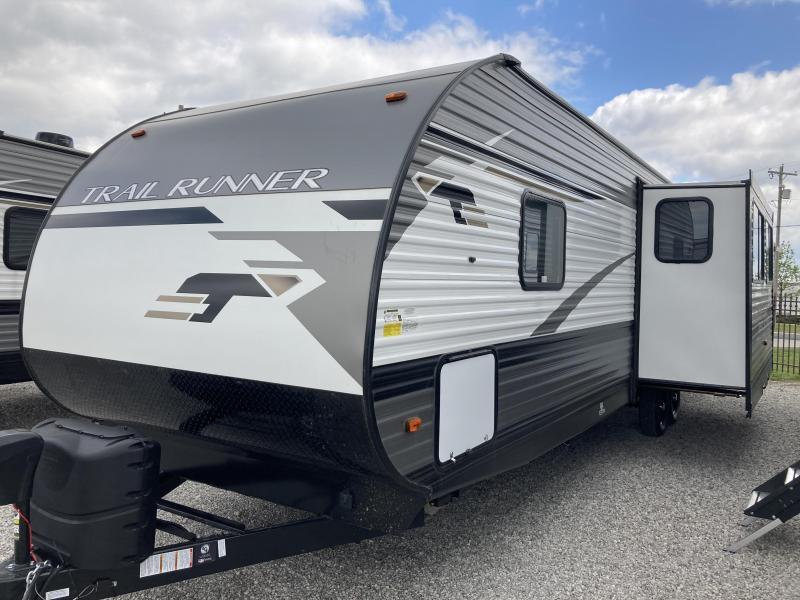 2021 Heartland RV Trail Runner 31DB Travel Trailer RV
