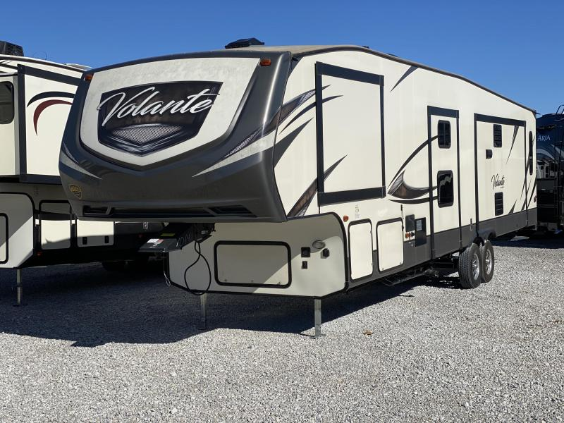 2018 Crossroads Volante VL365MD Fifth Wheel Campers RV