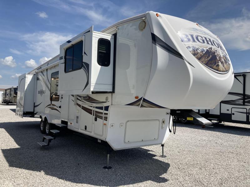 2012 Heartland Bighorn BH 3855 FL Fifth Wheel Campers RV