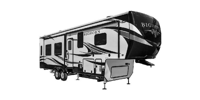 2021 Heartland Bighorn 3995FK Fifth Wheel