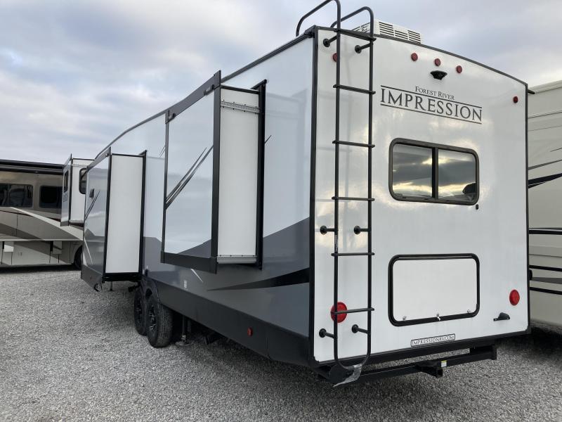 2021 Forest River Impression 320FL Fifth Wheel Campers RV
