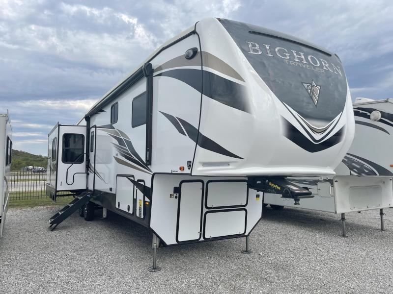 2022 Heartland RV Bighorn Traveler 35BK Fifth Wheel Campers RV