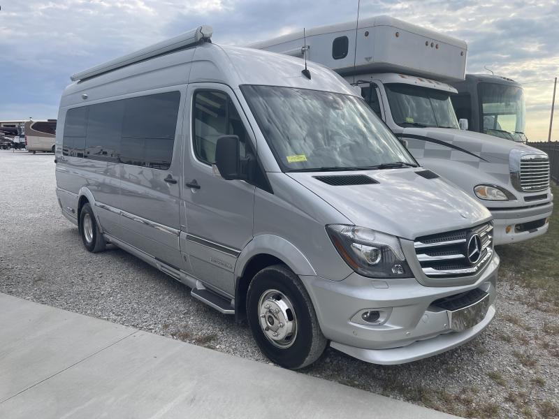 2015 Airstream Interstate Interstate 3500 EXT Lounge Class B RV
