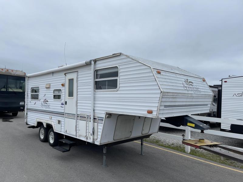 2000 Keystone RV Springdale 225RDL Fifth Wheel Campers RV