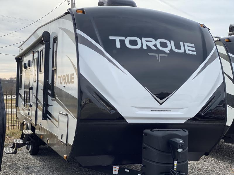 2021 Heartland Torque T26 Toy Hauler RV