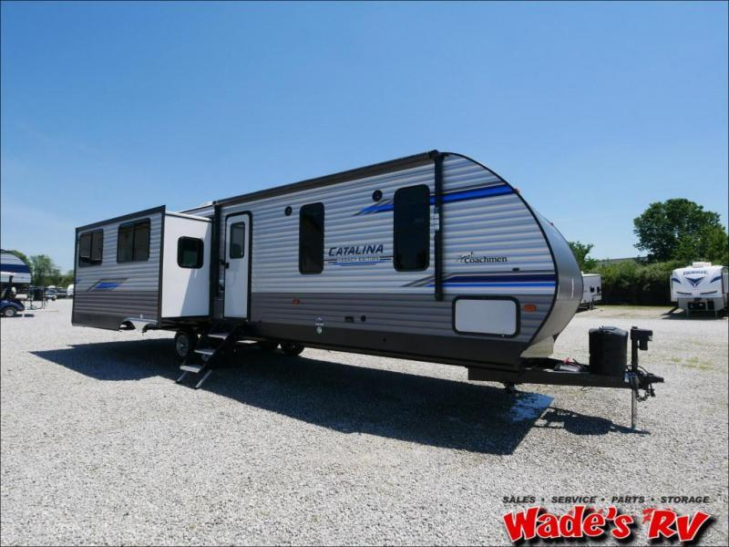 2021 Coachmen Catalina 333RETSLE Travel Trailer RV
