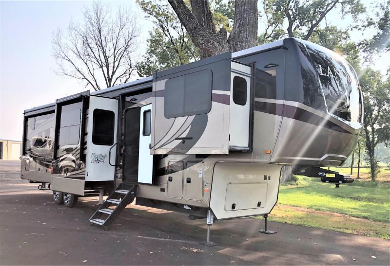 2019 Heartland Landmark 365 Lafayette Fifth Wheel Campers RV