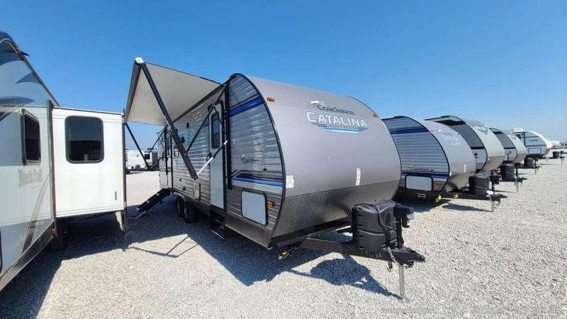 2021 Coachmen Catalina Legacy 263BHSCK Travel Trailer RV